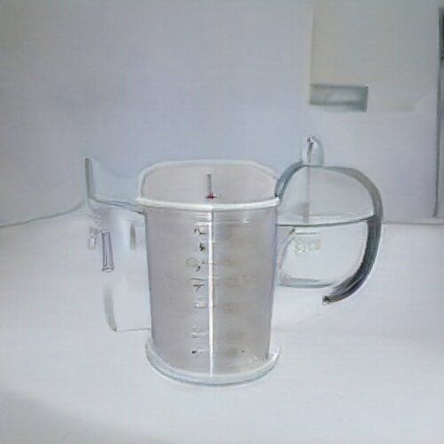 It looks a lot like a cubist measuring cup