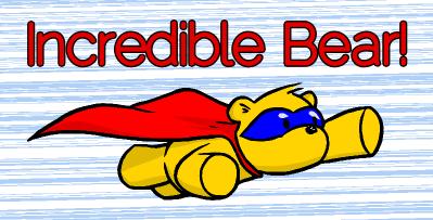 Incredible Bear!